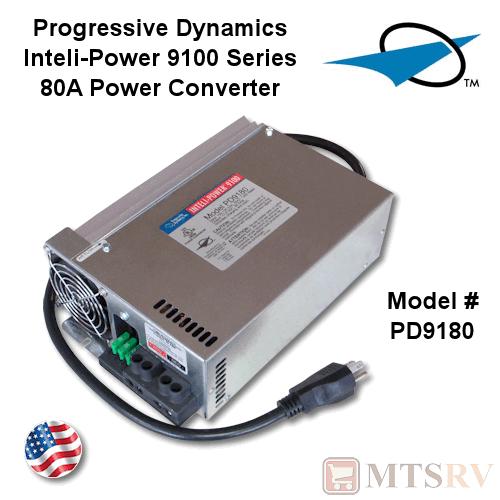 Diagram Progressive Dynamics 55 Amp Battery Converter Charger
