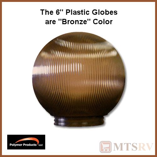 Rv Globe String Lights : Polymer Awning RV Patio Globe String Lights - BRONZE - 10 LIGHT SET - Party eBay
