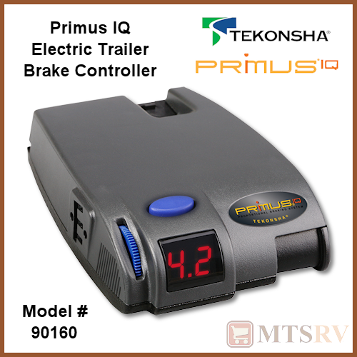 Tekonsha Primus Iq Electric Trailer Brake Controller